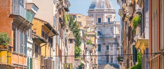 Explore Rome's Magnificent Churches