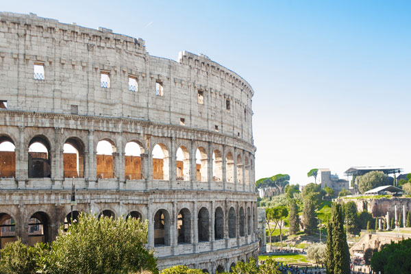 Five Fascinating Facts about the Colosseum