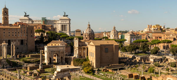 Rome's Delightful Neighborhoods