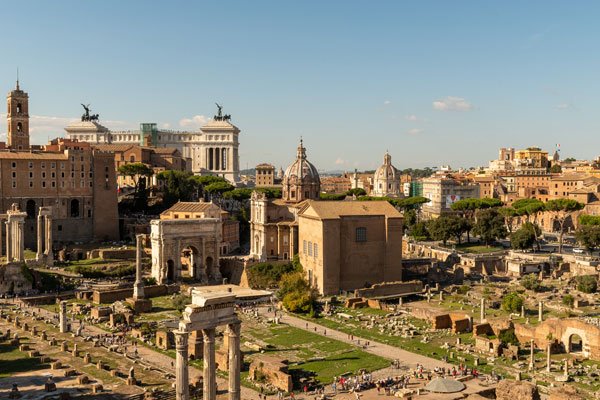Rome's Delightful Neighborhoods