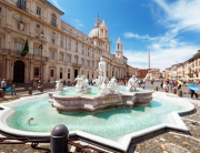 Rome's Spectacular Piazzas